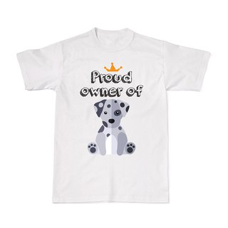 Proud Dog Owners Tees - Dalmatian