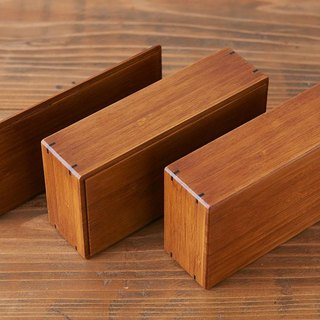 Bamboo box wiping lacquer small (lunch box) | Bottom side | bamboo box parts (A)