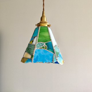 Pendant light Romantic night Great nature glass Bay View