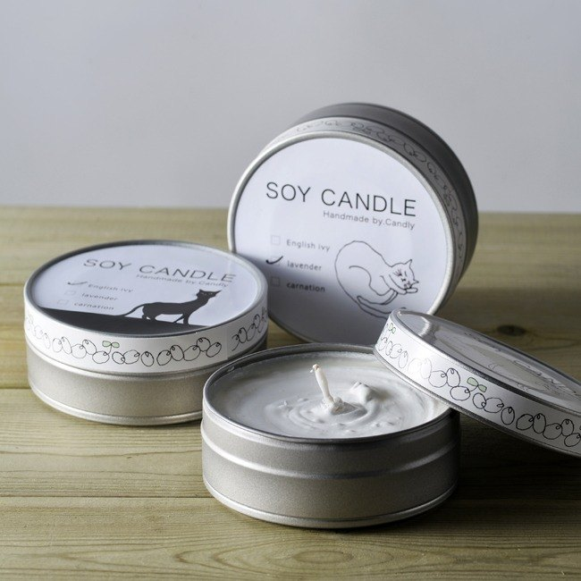 soy candle can