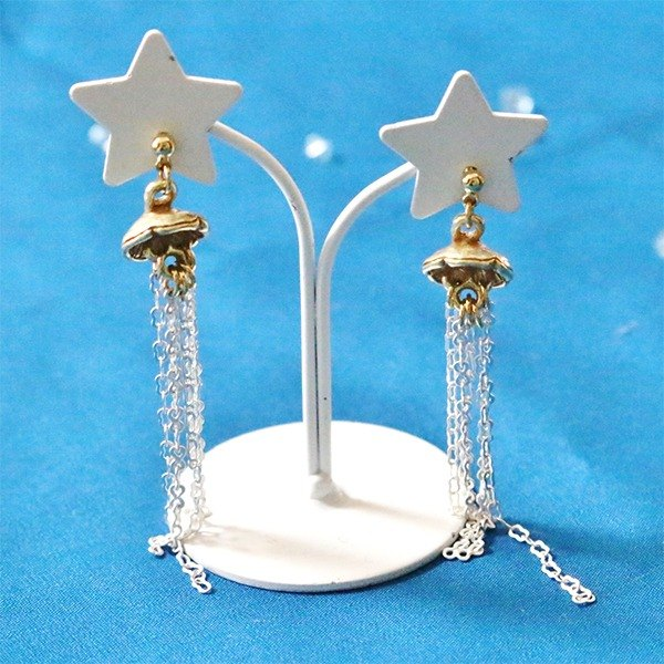 Jellyfish Jellyfish Episode / Earrings PA278