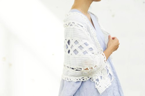 [Braid] lace cotton stall summer