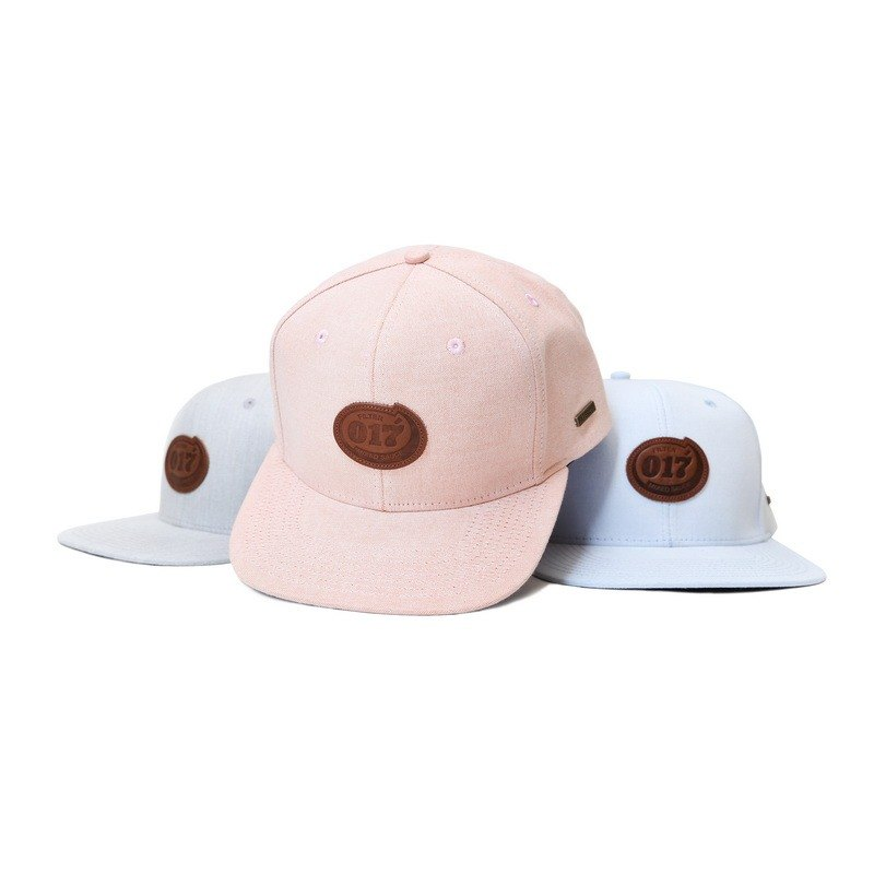 Filter017 Fruit Labels Snapback Cap 皮标牛津棒球帽