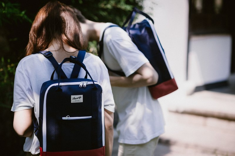 BACKPACK Navy / Red