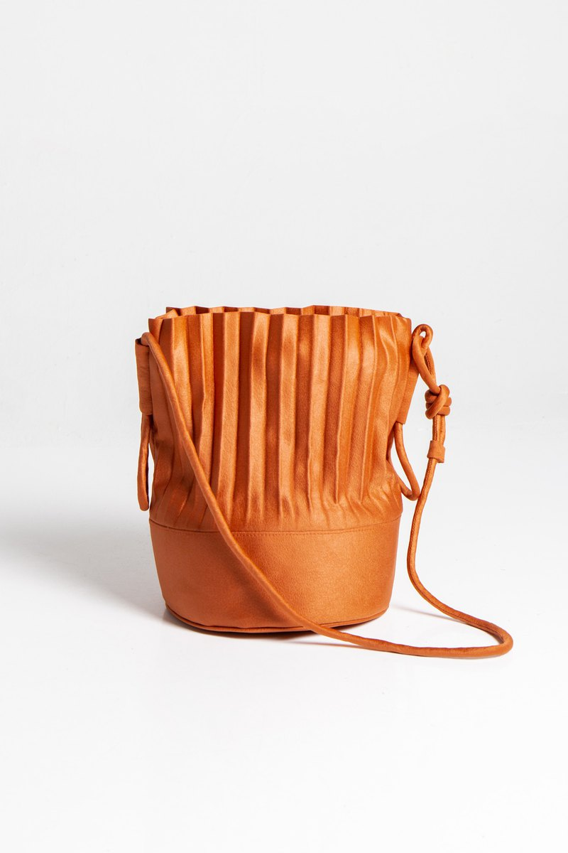 LIMITED EDITION* aPail Bucket Bag in Ginger