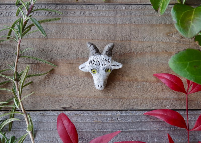 little goat broach