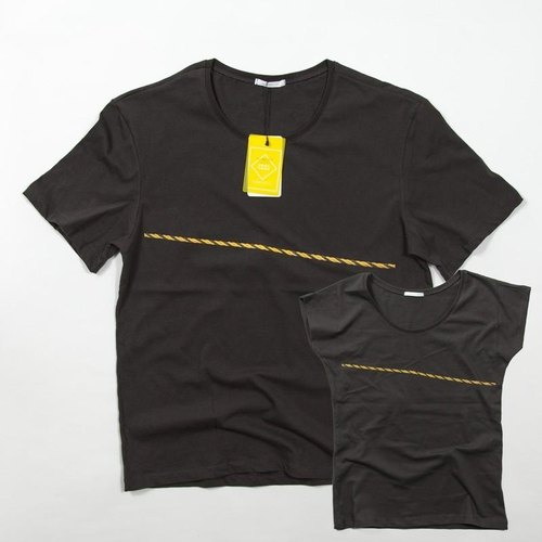 TRAFFIC series trail design T-shirt Tcollector