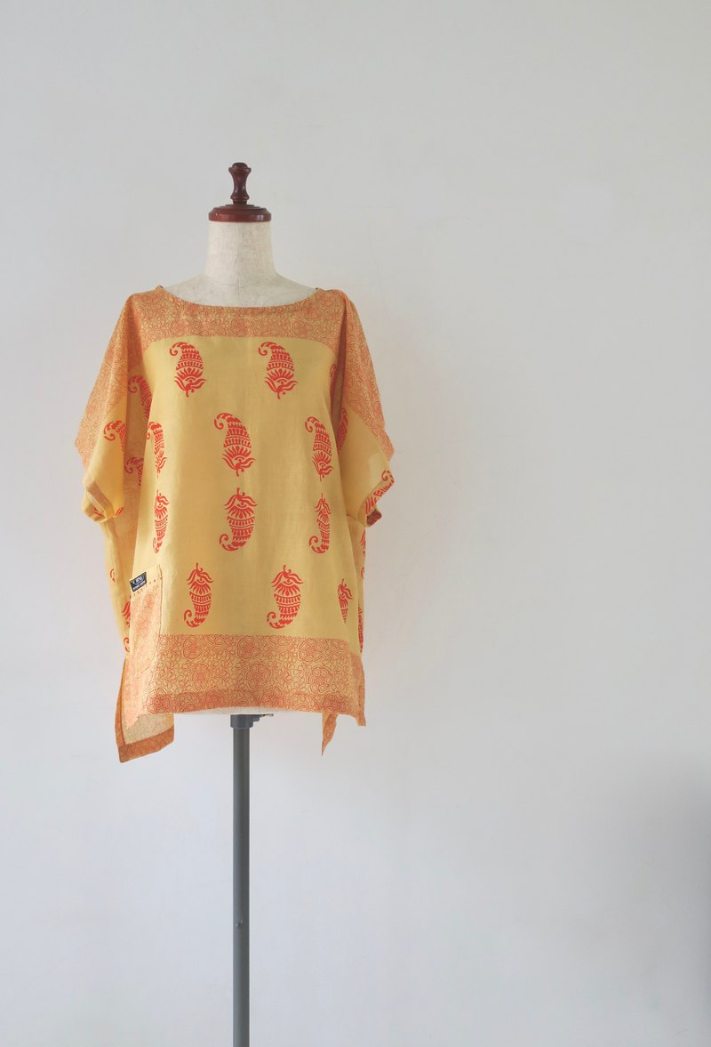 Tunic Top Indian Fabric
