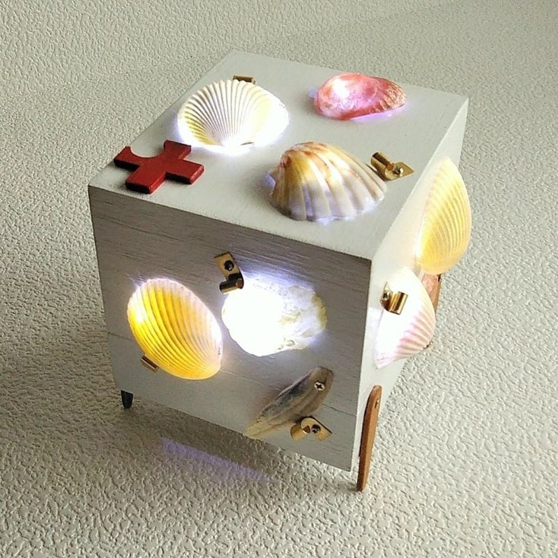 Akari's Seashell Object · LIGHT OF SHELL