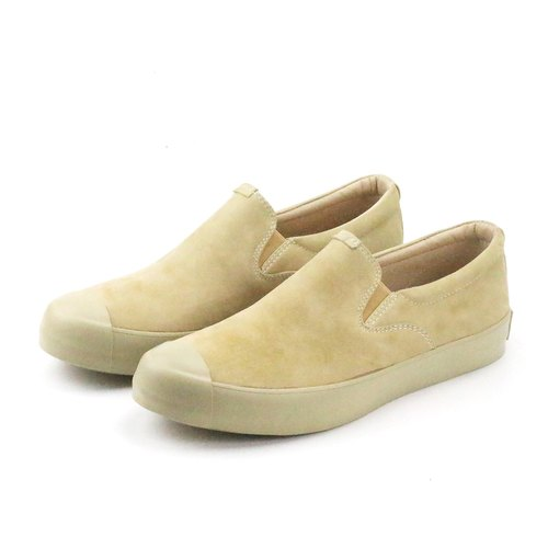 PURE M1162 Sand leather sneakers