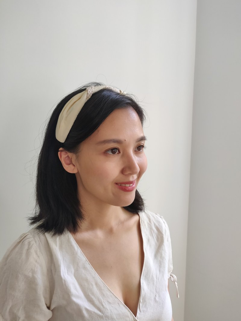 Headbands For Women, Unique Gift For Her, Polka Headband