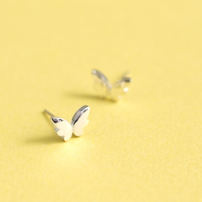 Petit butterfly earrings Silver 925