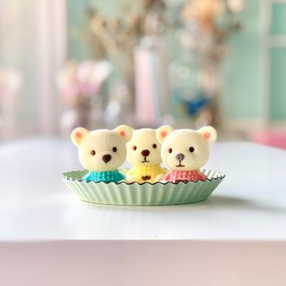 baby bear chocolate