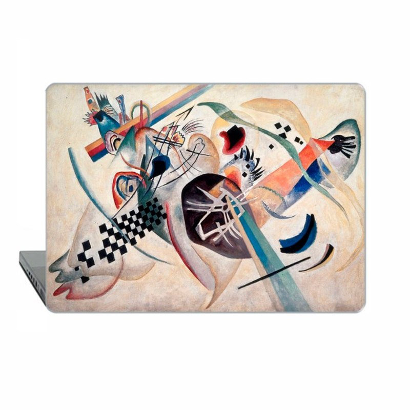 MacBook Pro case MacBook Air MacBook Pro Retina MacBook case Kandinsky art 1702
