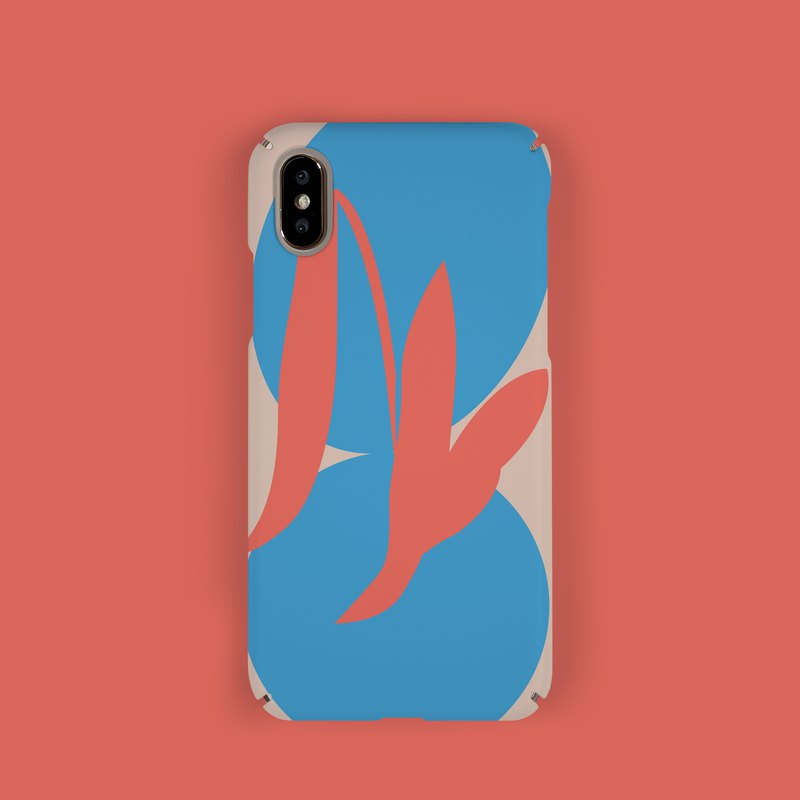 Shade of coral - Phone Case