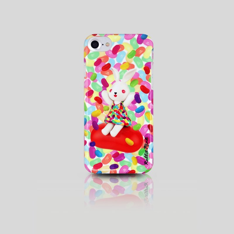 (Rabbit Mint) 薄荷兔手机壳 - 布玛莉糖果系列 Merry Boo Jelly Bean - iPhone 7 (M0020)