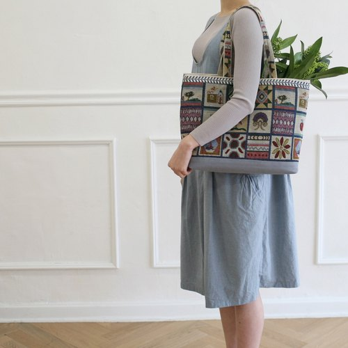 handmade Shoulder Bags-Women bags 604m