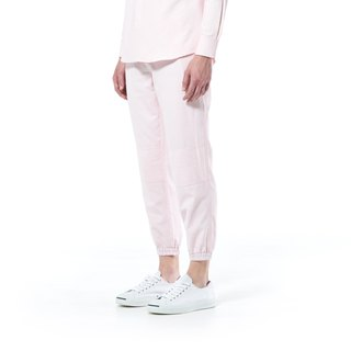Caveman Pants - Talia Light Pink Stripe