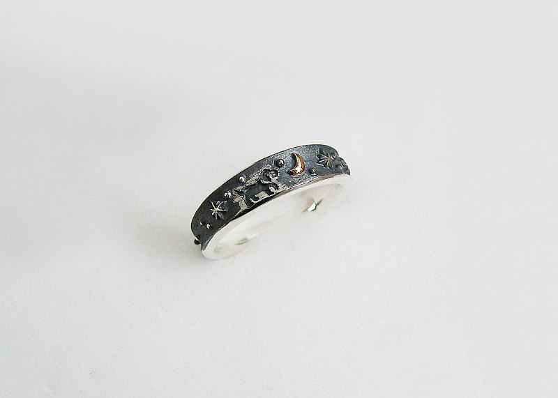 Walk of the month - the dog - Silver Ring