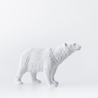 动物纸镇摆饰 –北极熊 / Animal Paperweight - Polar bear