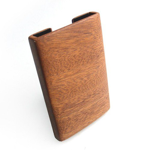 Business card holder made of wood 17
