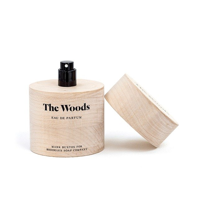 The Woods绅士香水 by Brooklyn Soap Company
