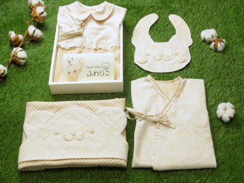 Baby gifts gift set style, underwear, two-way all-swaddling clothes