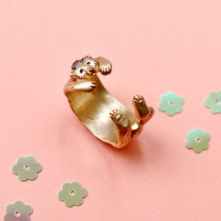 Gentle Bear Ring Andersen / ring RN 095
