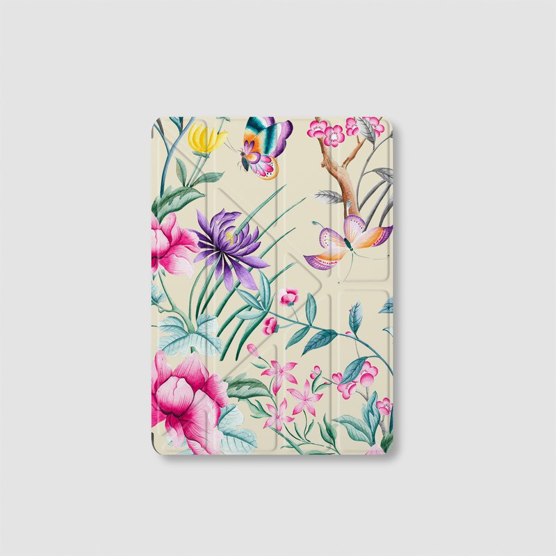 CHINO FLOWERS iPad Air case, iPad  Pro 11 case, iPad 12.9 case, iPad 10.5 case