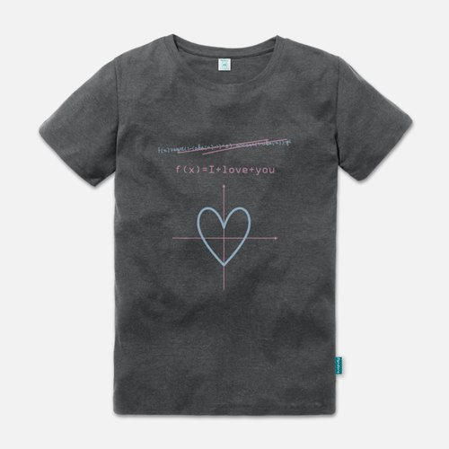 function of love(粉彩版) - 中性版短袖T-shirt