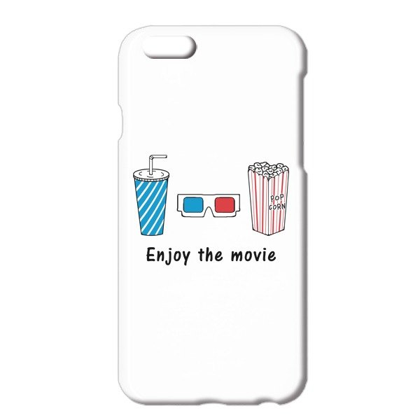 [IPhone case] enjoy the movie