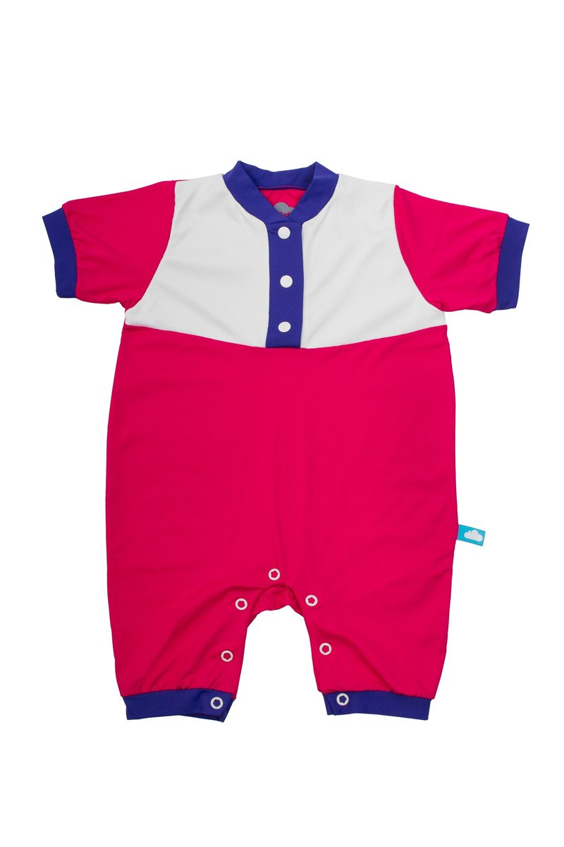 SanBelle Baby Rompers☆Anti-bacteria★0-12m Pink