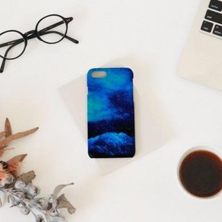 Starry sky and blue mountain's smart case | Order production