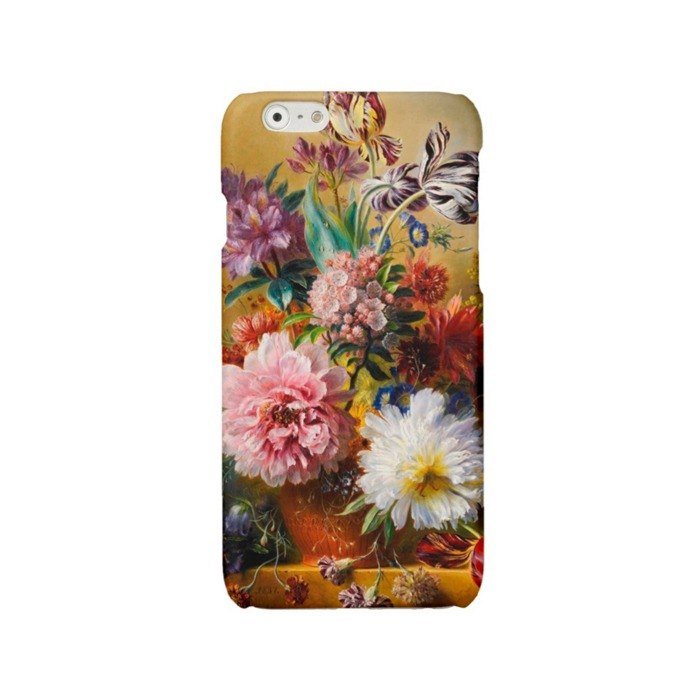 Samsung Galaxy case iPhone case Phone case flower 610