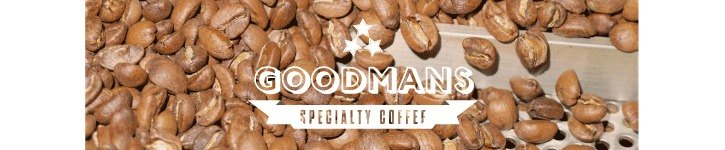 台湾设计师品牌 - GOODMANS SPECIALTY COFFEE